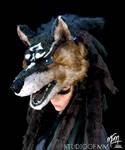 Warrior Wolf Link Head