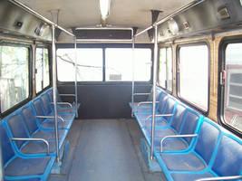 Bus Interior by SlyFoxStock