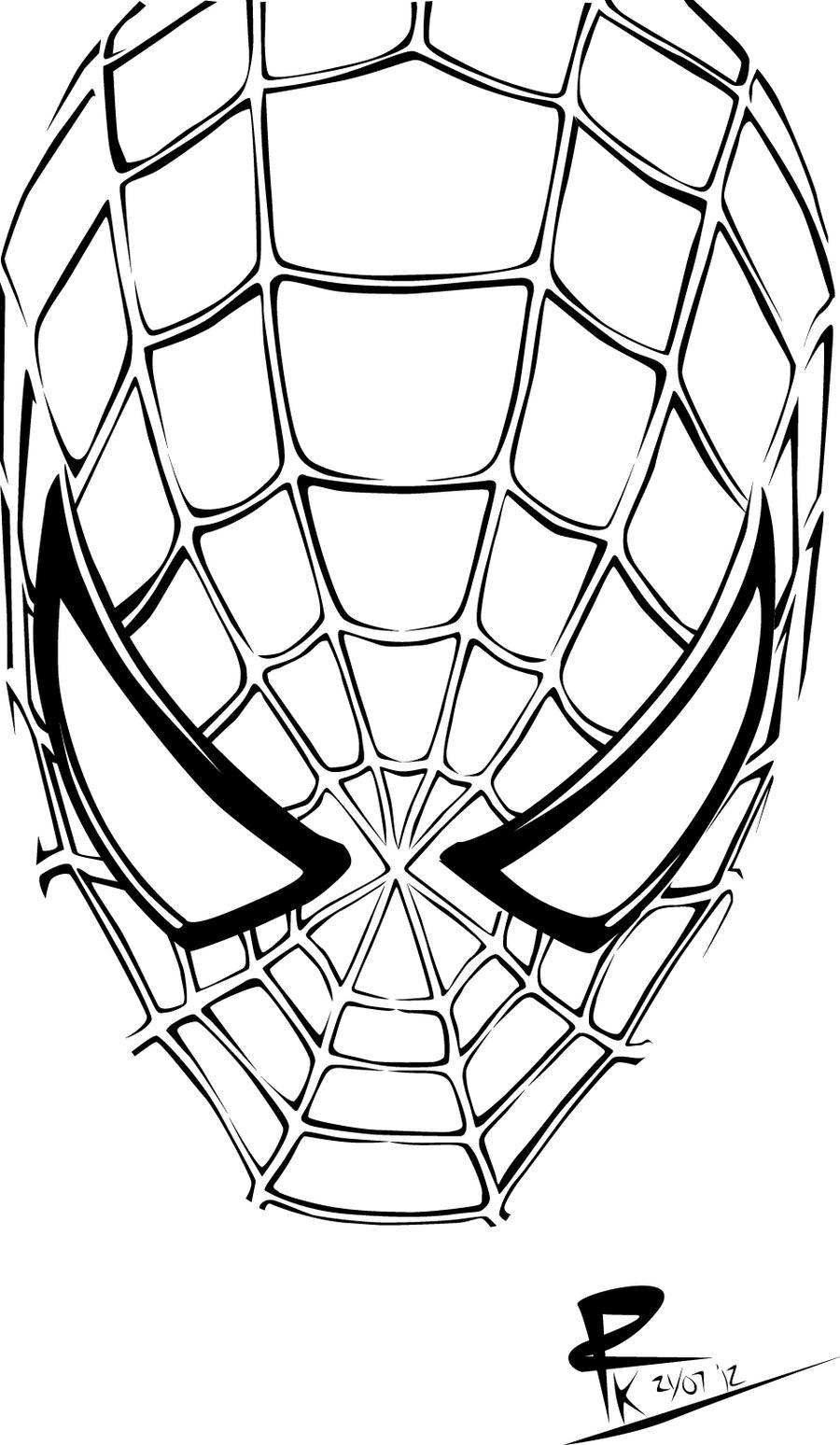 Spiderman By Kuswara On Deviantart