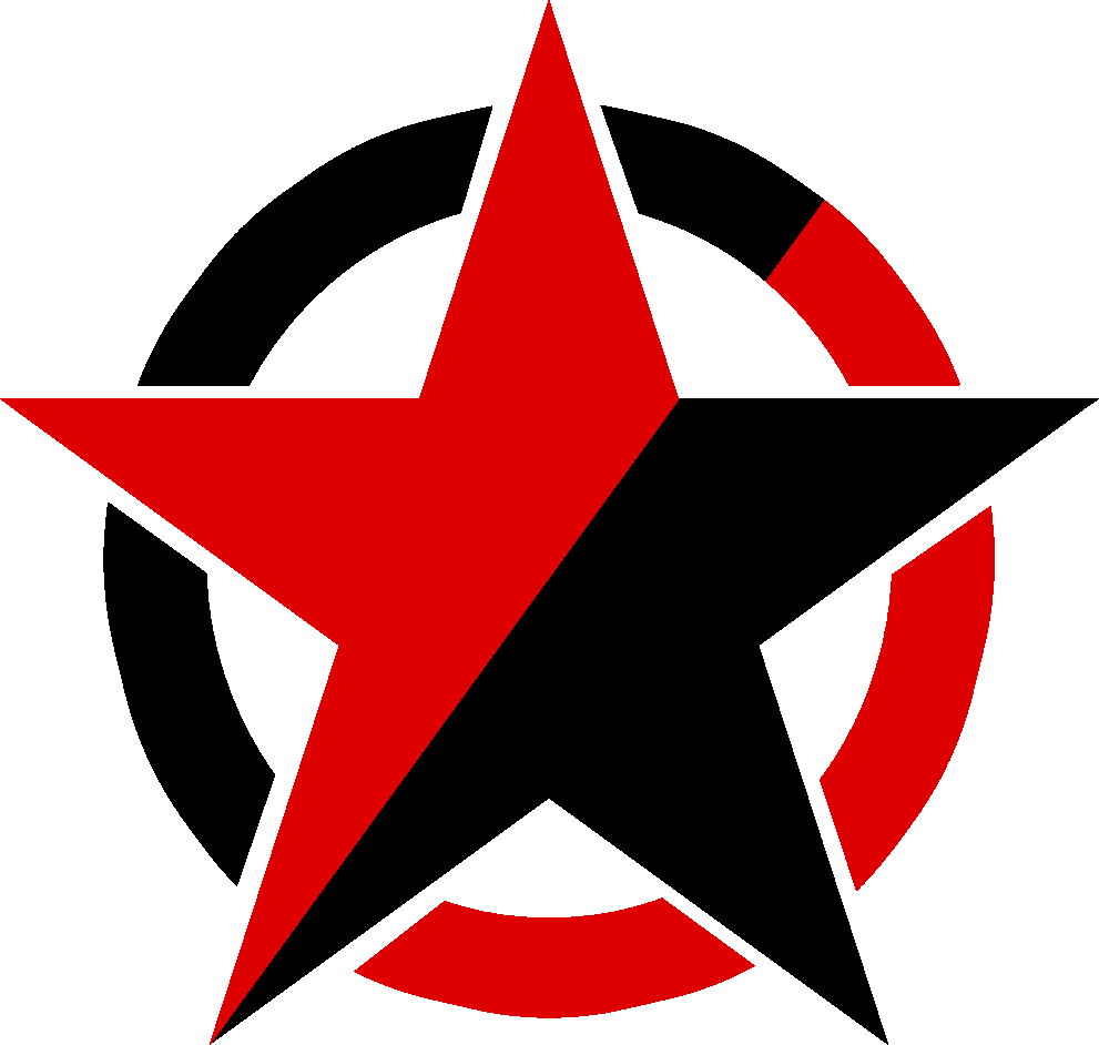 Symbols on socialist anarchists deviantart omicronphi 11 3 strange anarchist star by omicronphi buycottarizona Gallery