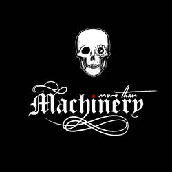 More than Machinery - Skull
