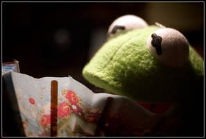 Kermit by CLanez