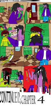 Deltarune Comic Chapter 3