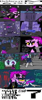 Deltarune Comic Chapter 6