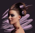Natalie Portman by Shimda