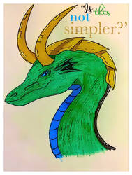 Loki Dragon