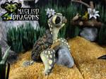 Native American 'Spirit Woman' Dragon