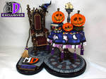 2016 MD Exclusives Halloween Witch Table by MacLeodDragons