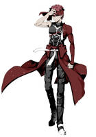 Shirou 3rei Archer Install by Cit-kun
