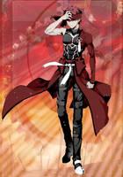 Shirou 3rei Archer UBW by Cit-kun