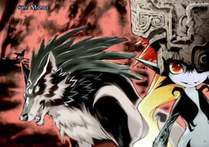 Legend of Zelda Twilight Princess Manga Ch10