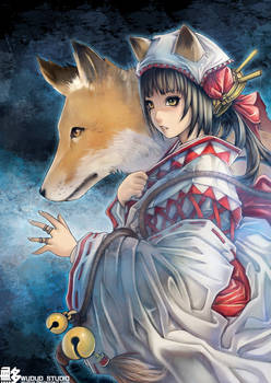 Fox And Miko