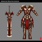 Armor And Weapon Design