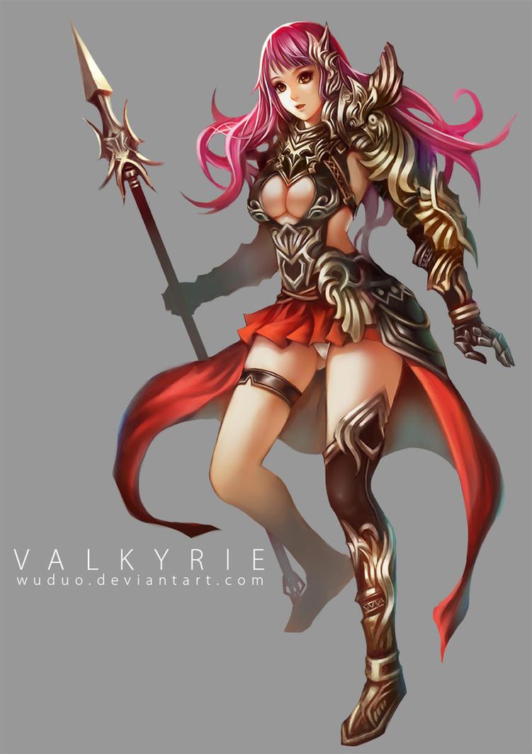 Valkyri by WUDUO