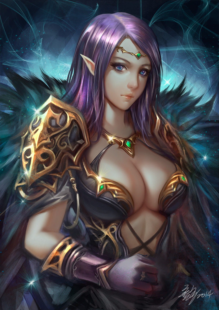 Night-Elf by WUDUO