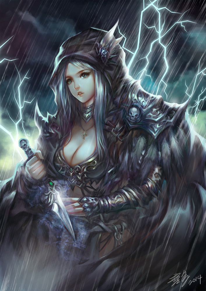 Dark Ranger by WUDUO