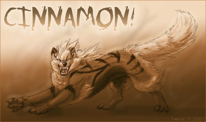 Cinnamon by Tacimur