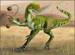 Bregosaurus for Brego