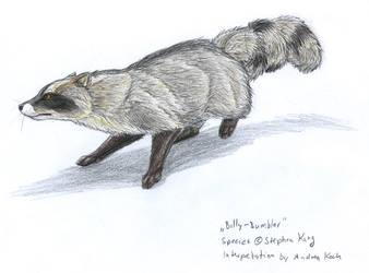 a billy-bumbler? by Tacimur