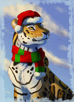 Dec. 22nd - Panthera zdanskyi by Tacimur