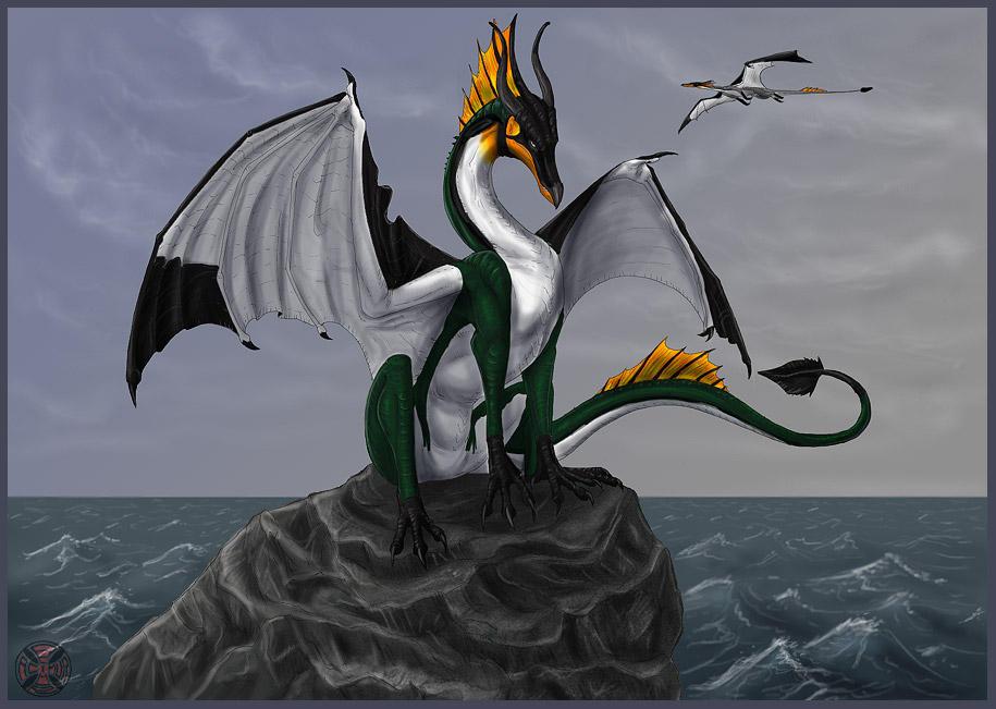 Frisian Penguin Dragon