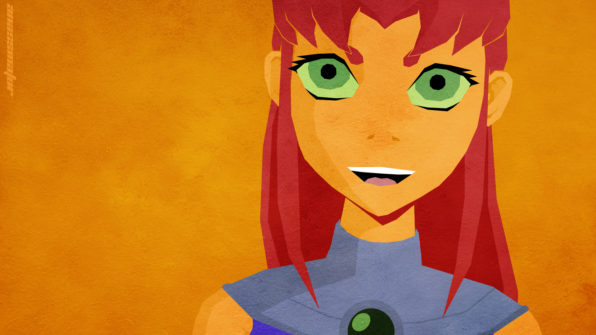 Starfire by Anassinator