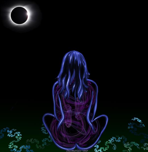 Infinite Eclipse by trimidium