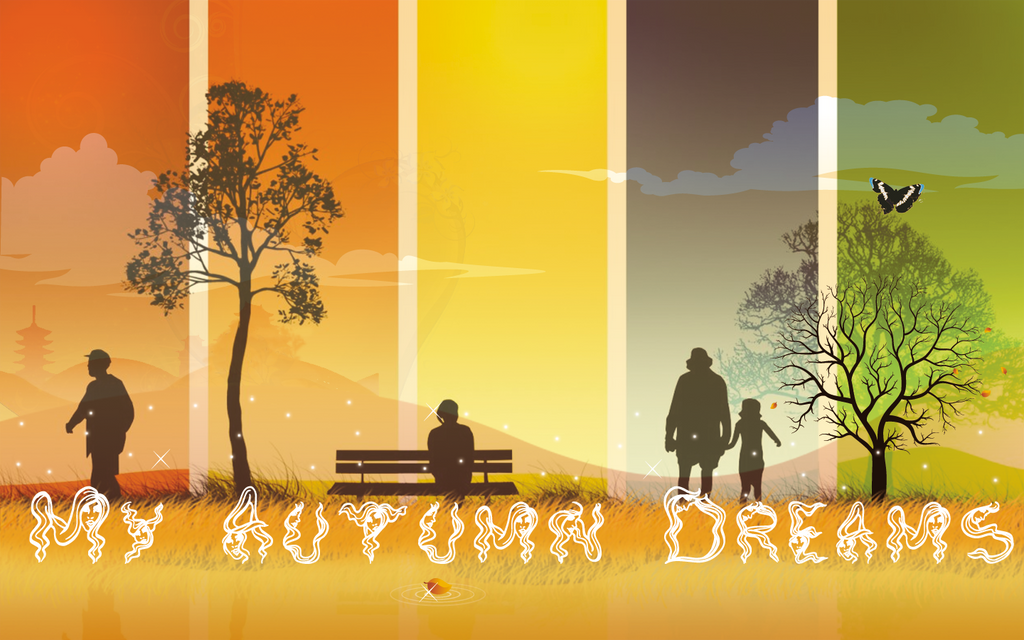 My Autumn Dreams by trimidium