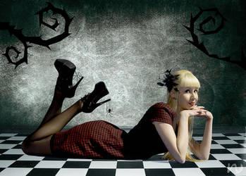 Dark sweetheart by nightchild-photo