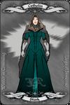 Catelyn Stark by etgovac