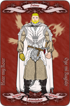 Jaime Lannister 'Guardia Real' by etgovac