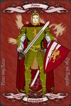 Jaime Lannister by etgovac