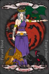 Daenerys Khaleesi by etgovac