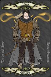 Theon Greyjoy by etgovac