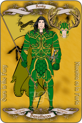 Renly Baratheon by etgovac