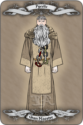 Gran Maestre Pycelle by etgovac
