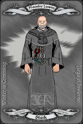Maestre Luwin by etgovac