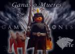 Trono Hierro Playmobil - Jon by etgovac