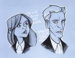 Doctor'n'Clara doodle
