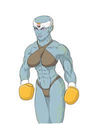 Venusian Boxer