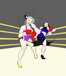 Irmas Kickboxers