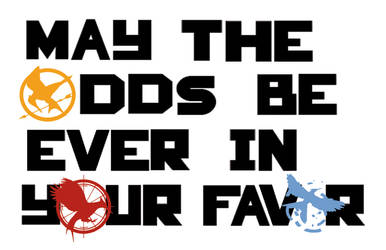 May the Odds Be Ever in Your Favor by luaili