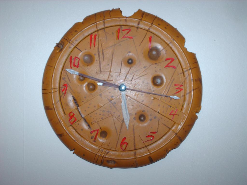300 Clock by lobosolo