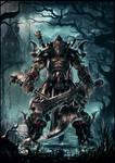 Barbarian Reaper of Demon Souls