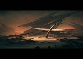 Lost planet gate by draken4o