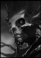 Creature by draken4o