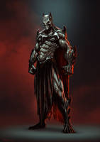 Batman redesign brainstorm challenge by draken4o