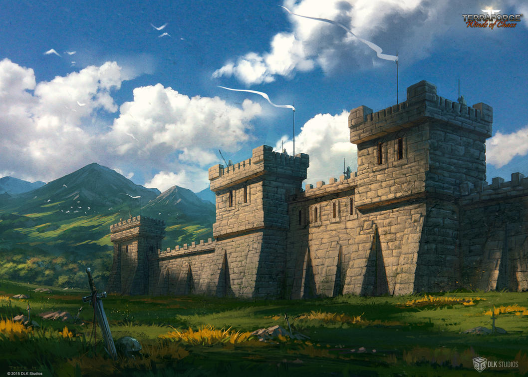 Garrison Wall by draken4o