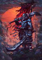 Blademaster by draken4o