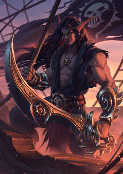 Captain Vaelrin Firestorm